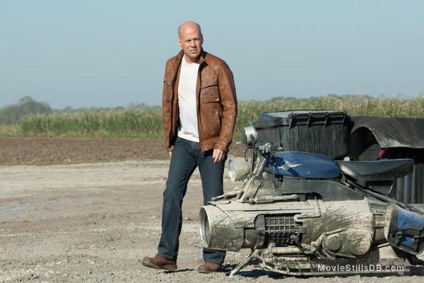 Looper - Publicity still of Bruce Willis