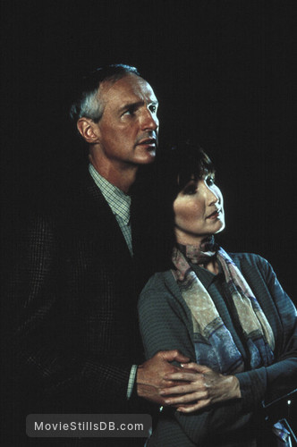 The Outer Limits - Publicity still of Michael Gross & Joanna Gleason