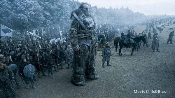 Game of Thrones -  Kristofer Hivju & Kit Harington
