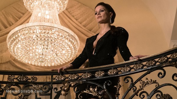 Molly's Game - Publicity still of Jessica Chastain