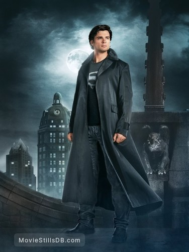 Smallville - Promotional art with Tom Welling