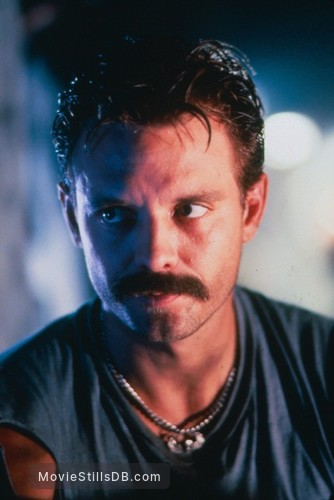 The Abyss - Publicity still of Michael Biehn