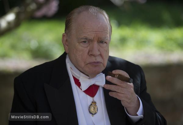 Churchill - Publicity still of Brian Cox