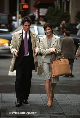 Two Weeks Notice - Publicity still of Sandra Bullock & Hugh Grant