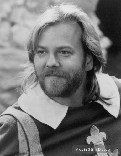 The Three Musketeers - Publicity still of Kiefer Sutherland
