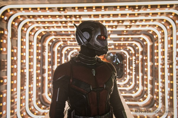 Ant-Man and the Wasp - Publicity still of Paul Rudd