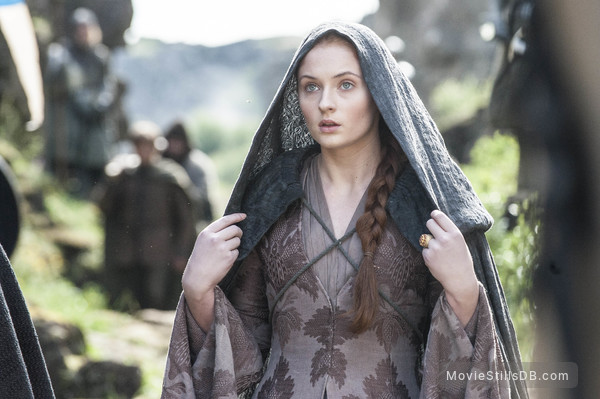 Game of Thrones - Publicity still of Sophie Turner