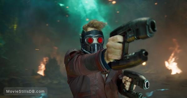 Guardians of the Galaxy Vol. 2 - Publicity still of Chris Pratt