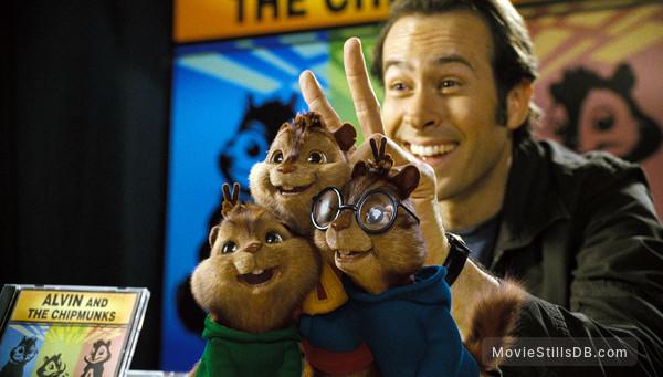 Alvin and the Chipmunks - Publicity still of Jason Lee