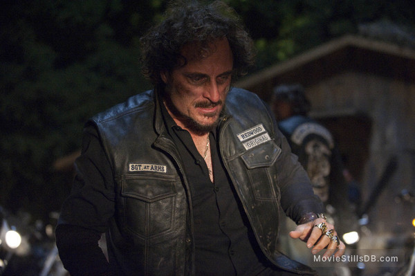 Sons of Anarchy - Publicity still of Kim Coates
