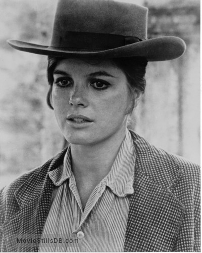 Butch Cassidy and the Sundance Kid - Publicity still of Katharine Ross