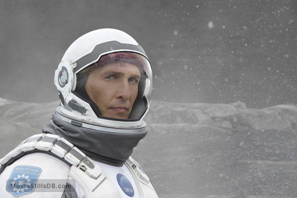 Interstellar - Publicity still of Matthew McConaughey