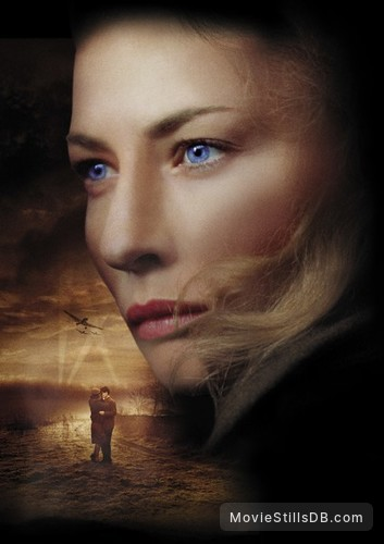Charlotte Gray - Promotional art with Cate Blanchett