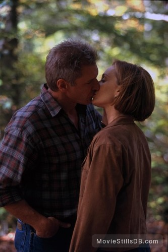 Random Hearts - Publicity still of Harrison Ford & Kristin Scott Thomas