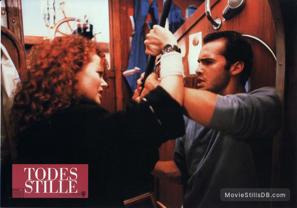 Dead Calm - Lobby card with Nicole Kidman & Billy Zane