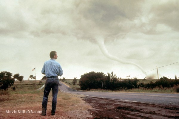 Twister - Publicity still of Bill Paxton