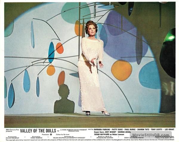 Valley of the Dolls - Publicity still of Susan Hayward