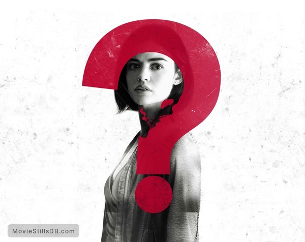 Truth or Dare - Promotional art with Lucy Hale