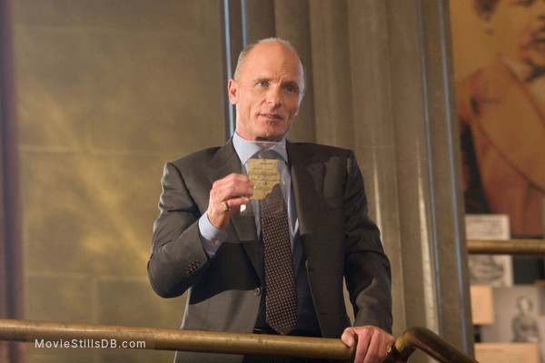 National Treasure: Book of Secrets - Publicity still of Ed Harris