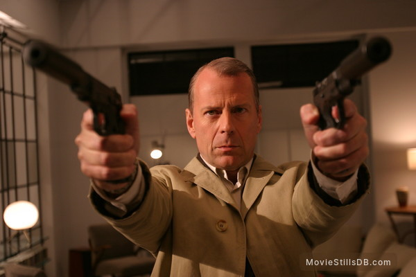 Lucky Number Slevin - Publicity still of Bruce Willis