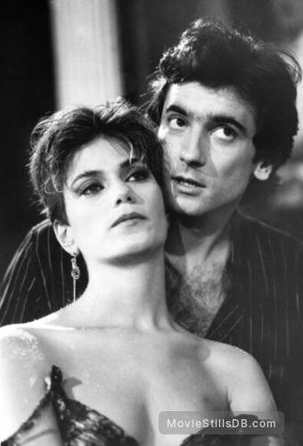 After Hours - Publicity still of Griffin Dunne & Linda Fiorentino