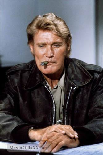 Airplane II: The Sequel - Publicity still of Chuck Connors