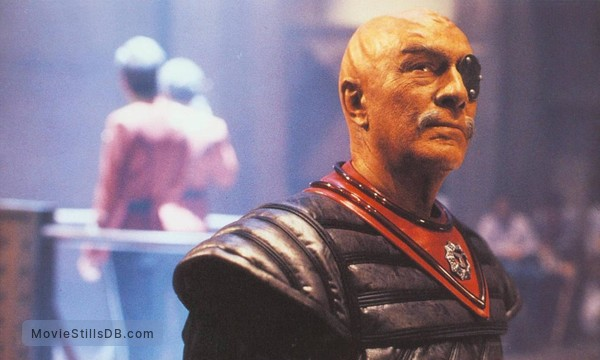 Star Trek: The Undiscovered Country - Publicity still of Christopher Plummer