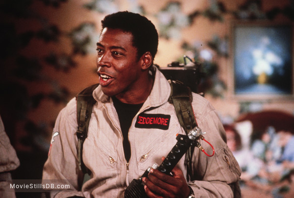 Ghostbusters II - Publicity still of Ernie Hudson
