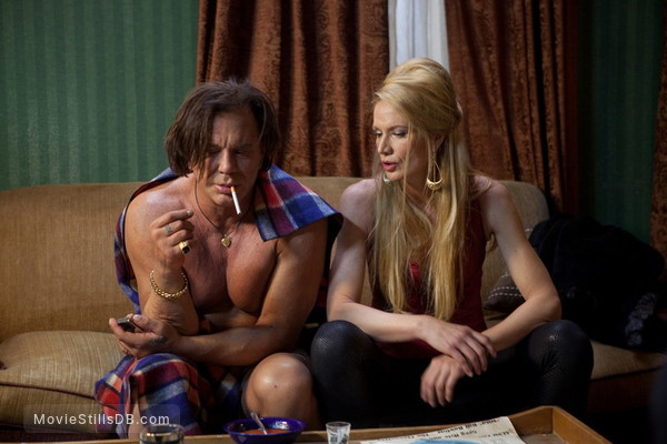 Passion Play - Publicity still of Mickey Rourke & Kelly Lynch