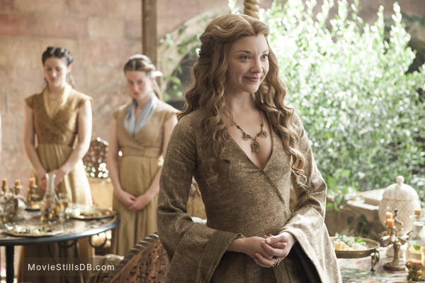 Game of Thrones - Publicity still of Natalie Dormer