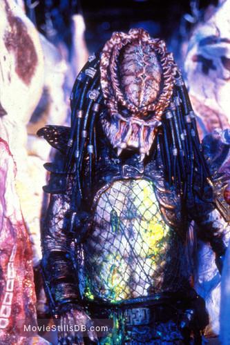 Predator 2 - Publicity still of Kevin Peter Hall