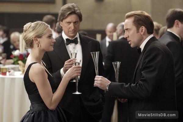 National Treasure - Publicity still of Nicolas Cage, Don McManus & Diane Kruger