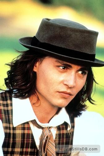 Benny And Joon - Publicity still of Johnny Depp