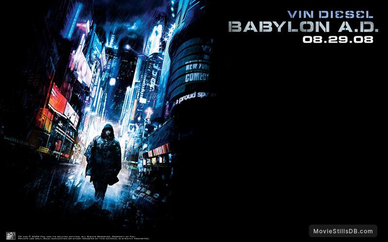 Babylon A.D. - Wallpaper