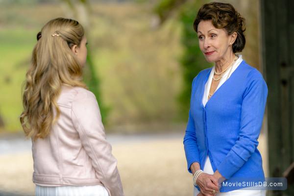 Royally Ever After - Publicity still of Fiona Gubelmann & Carmen Du Sautoy