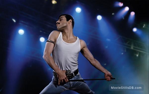 Bohemian Rhapsody - Publicity still of Rami Malek