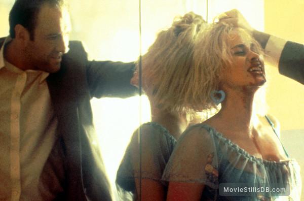 True Romance - Publicity still of James Gandolfini & Patricia Arquette
