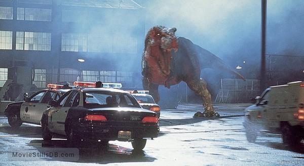 The Lost World: Jurassic Park - Publicity still