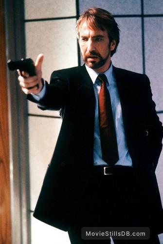 Die Hard - Publicity still of Alan Rickman