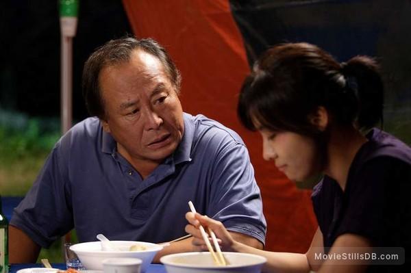 1Beonga-ui gijeok - Publicity still of Ha Ji-won & Joo Hyun