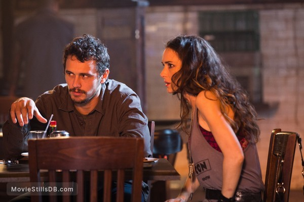 Homefront - Publicity still of James Franco & Winona Ryder