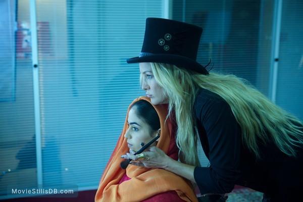 Rock the Kasbah - Publicity still of Kate Hudson & Leem Lubany