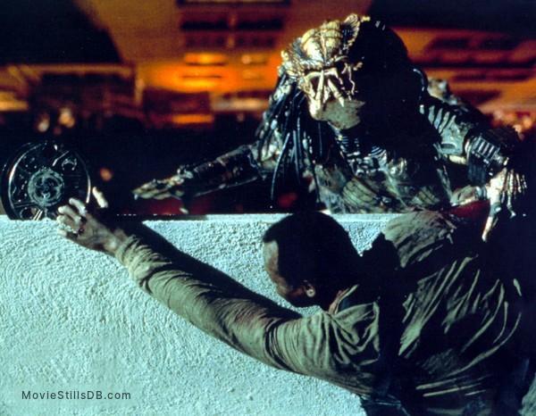 Predator 2 - Publicity still of Danny Glover