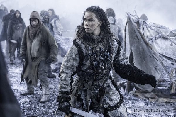 Game of Thrones - Publicity still of Birgitte Hjort Sørensen
