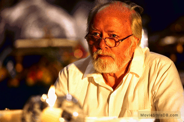 Jurassic Park - Publicity still of Richard Attenborough