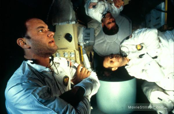 Apollo 13 - Publicity still of Tom Hanks, Bill Paxton & Kevin Bacon
