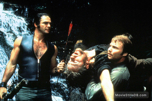 Deliverance - Publicity still of Jon Voight, Burt Reynolds & Bill McKinney
