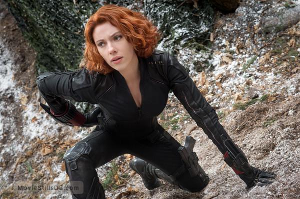 The Avengers: Age of Ultron - Publicity still of Scarlett Johansson