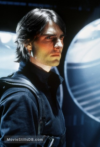 Mission Impossible Ii Publicity Still Of Tom Cruise