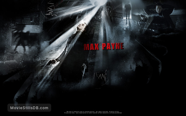 Max Payne Wallpaper With Mark Wahlberg